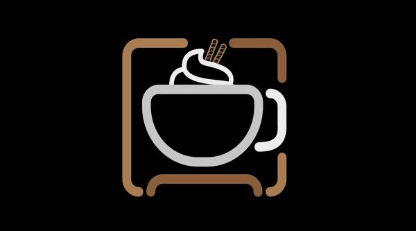 Logo flakes