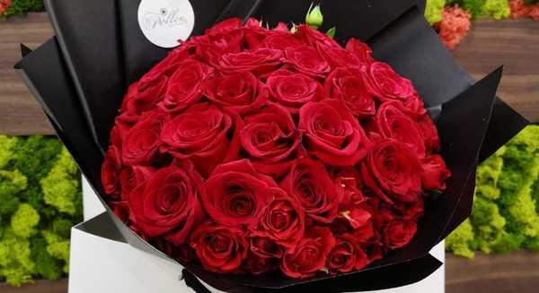 Secret love bouquet