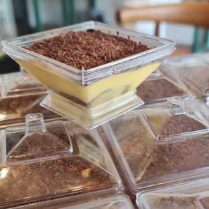 Drivu Mini Festa Tiramisu Tray (20 cups)