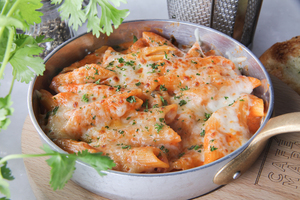 Drivu Baked Pink Penne