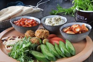 Drivu Arabic Breakfast