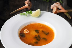 Drivu Thai Tom Yum Soup