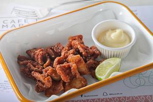 Drivu Sischimi Spiced Calamari