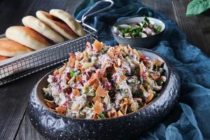 Drivu Shawarma salad