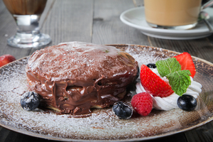 Drivu Nutella Pancakes