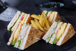 Drivu Mara Club Sandwich