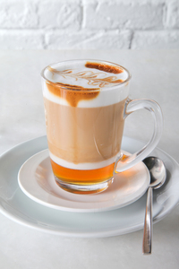 Drivu Hazelnut Honey Latte