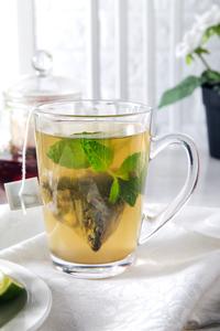 Drivu Green Tea with Mint