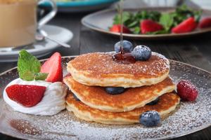 Drivu Classic American Pancake