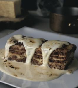 Drivu Beef Lasagna