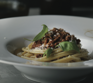 Drivu Spaghetti Bolognese