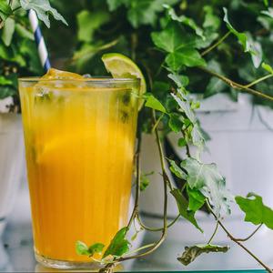 Drivu Passionfruit Sparkling Lemonade