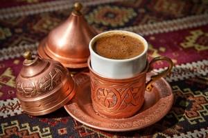 Drivu Turkish coffee