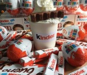 Drivu Kinder Milkshake