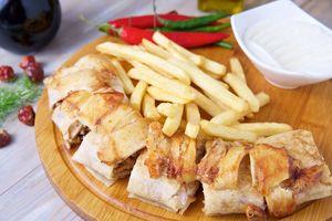 Drivu Arabic Shawerme (Chicken)