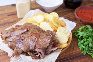 Drivu Gourmet Meal (Lamb)