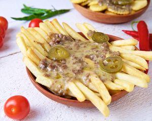 Drivu Cheddar Fries