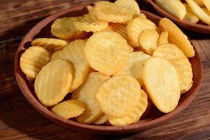 Drivu Crinkle Fries