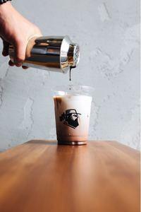 Drivu Cold Organic Hazelnut Cacao Latte