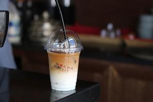 Drivu Mokha Latte (Iced)