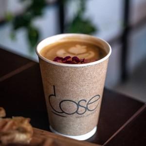 Drivu Japanese Hot Latte