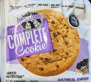 Drivu Lenny & Larry's Cookie - Oatmeal Raisin