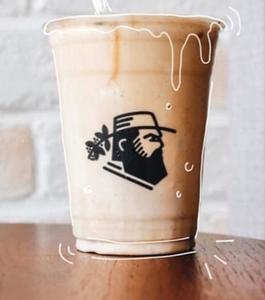 Drivu Organic Twisted Fit Latte