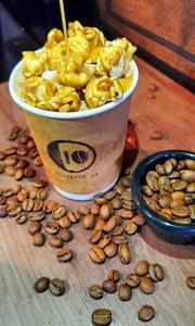 Drivu Hot Popcorn Latte