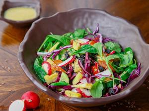 Drivu Zalata Salad