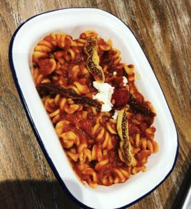 Drivu Red Pasta