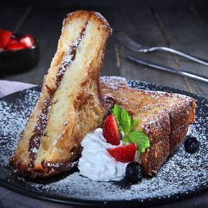 Drivu Nutella Grenache Toast