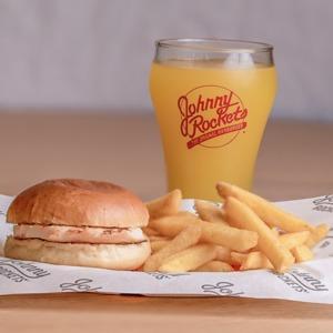 Drivu Mini Chicken Burger