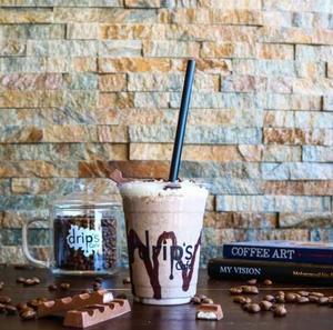 Drivu Iced Caramel Toffee Coffee
