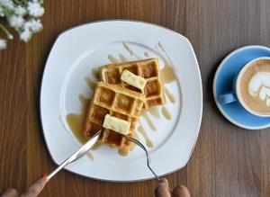 Drivu Traditional Waffle