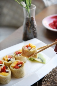 Drivu Sushi Crepe