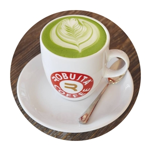 Drivu Matcha Green Latte M