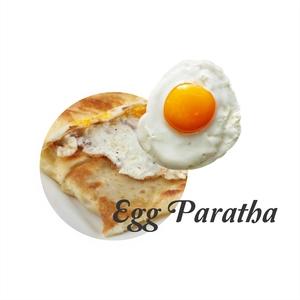 Drivu Egg Paratha