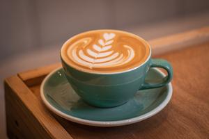 Drivu Hot Milk Pistachio