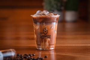 Drivu Cold Salted Caramel Latte