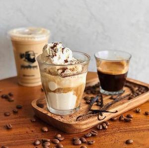 Drivu Farmers Vanilla Latte (Cold)