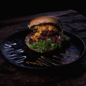 Drivu Brazilian Beef Burger