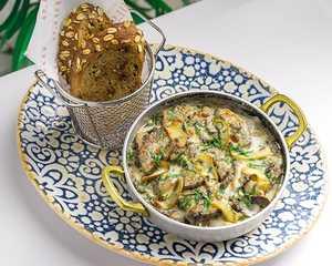 Drivu Baked Mushroom