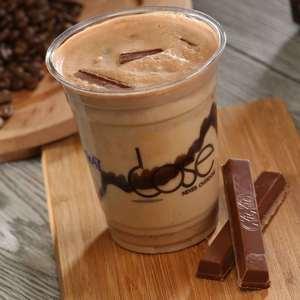 Drivu Kit Kat Iced Latte