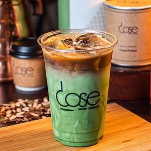 Drivu Dose Pistachio Iced Latte