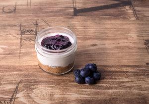 Drivu Mini Blueberry Cheesecake