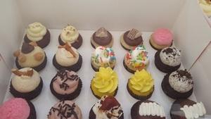 Drivu Mini Cupcakes - 24 pcs
