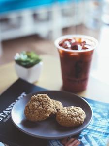 Drivu Oatmeal Chocolate Chip Cookie