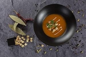Drivu Tomato Dhania Shorba شوربة دانيا الطماطم