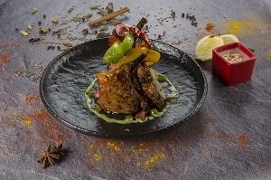 Drivu Burrah Lamb Chops قطع لحم ضأن بورا