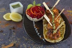 Drivu Smoked Chicken Tikka دجاج تكا المدخن